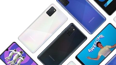 Samsung Galaxy A31 Türkiye'de Satışa Açıldı!