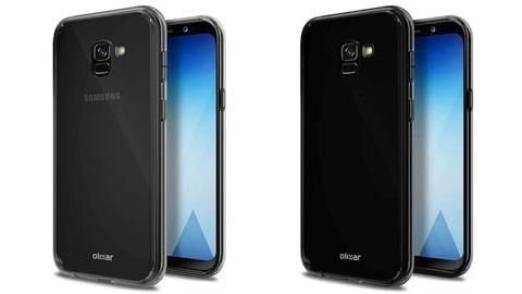 Galaxy A5 2018'den ilk görüntü