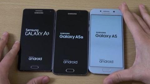 Galaxy A5 2018 test sonucu sızdı
