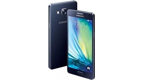 Samsung Galaxy A5 resmi görüntüleri internete sızdı
