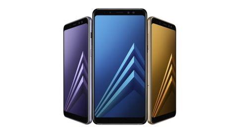 Galaxy A8 ve A8 Plus 2018 resmen tanıtıldı