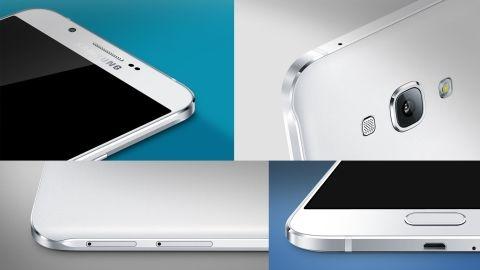 Samsung'un en ince telefonu Galaxy A8 resmen duyuruldu