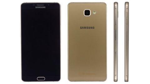 Samsung Galaxy A9 Pro'dan ilk görüntüler