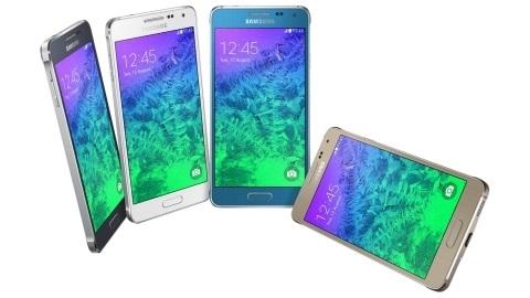 Samsung Galaxy Alpha'nın Gorilla Glass 4 cama sahip olduğu açıklandı