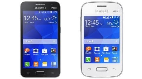 Samsung Galaxy Core 2 ve Galaxy Pocket 2 internete sızdı