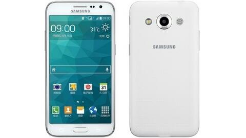 Super AMOLED ekrana sahip giriş-orta seviye Galaxy Core Max duyuruldu