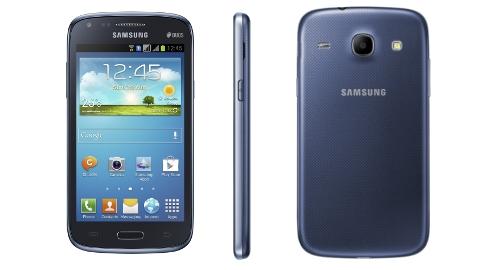 Samsung Galaxy Core resmi olarak tanıtıldı