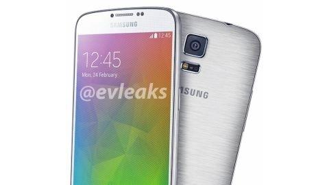 Samsung Galaxy F resmen görüntülendi