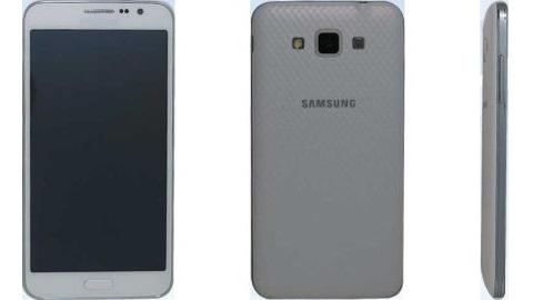 Samsung Galaxy Grand 3 ilk kez görüntülendi