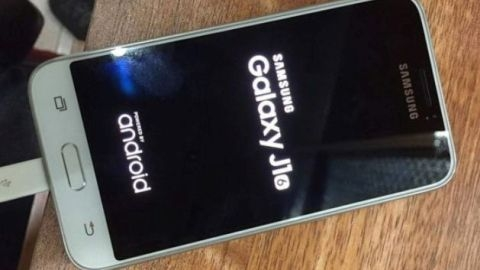 2016 model Samsung Galaxy J1 internete sızdı