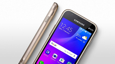 Samsung Galaxy J1 mini duyuruldu