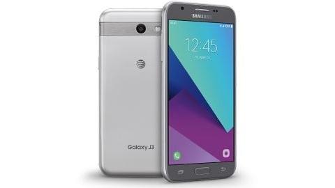 Samsung Galaxy J3 2017 Amerika'da satışa sunuldu