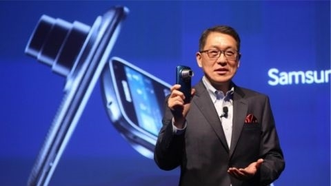 Samsung'un yeni kamera telefonu Galaxy K zoom duyuruldu