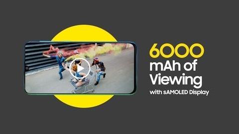 6000 mAh bataryalı Galaxy M30s'nin Türkiye fiyatı belli oldu
