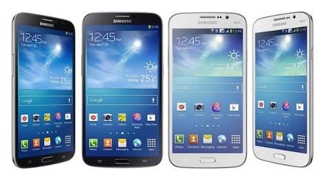 Samsung galaxy mega 5 8 ve galaxy mega 6 3 fiyatları ortaya çıktı