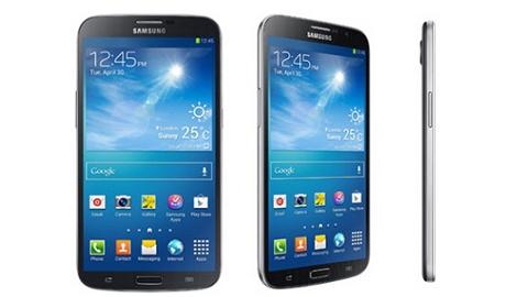 Samsung Galaxy Mega 6.3 tanıtıldı