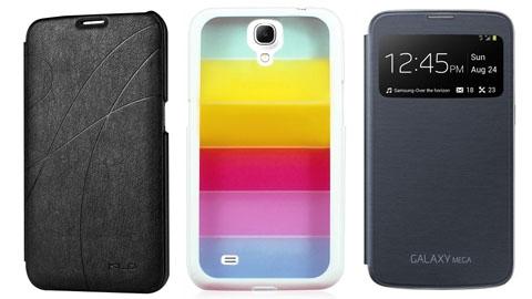 Samsung Galaxy Mega 6.3'e Özel En İyi 5 Kılıf