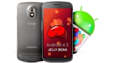 Samsung Galaxy Nexus, Android 4.3'e nasıl güncellenir?