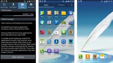 Galaxy Note 2 için Android 4.4.2 güncellemesi dağıtılmaya başladı