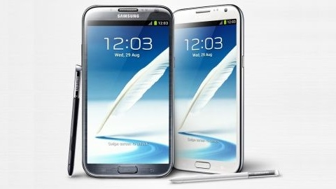 Galaxy Note 2 i�in Android 5.0 Lollipop g�ncellemesi resmen do�ruland�