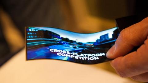 Samsung Galaxy Note 3 esnek ekran kullanabilir