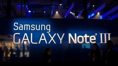 Samsung Galaxy Note 3 eylülde satışa çıkacak