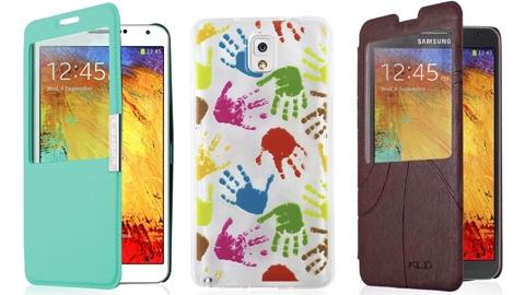 Samsung Galaxy Note 3 için Kılıf ve Aksesuarlar