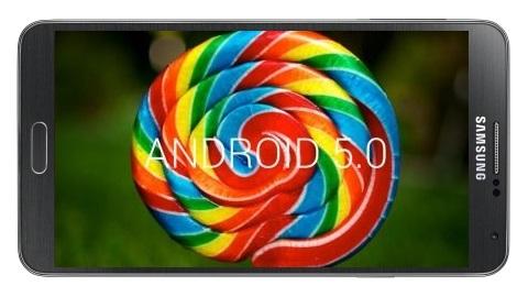 Galaxy Note 3 N9005 için Android 5.0 Lollipop güncelleme rehberi