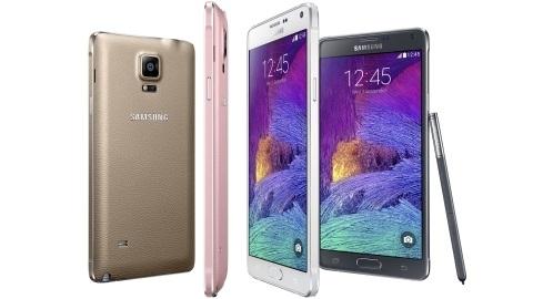 64-bit işlemcili ilk Samsung telefonu Galaxy Note 4 olacak