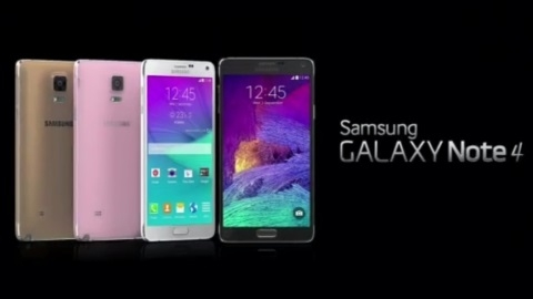 Samsung Galaxy Note 4 ekimde Türkiye'de