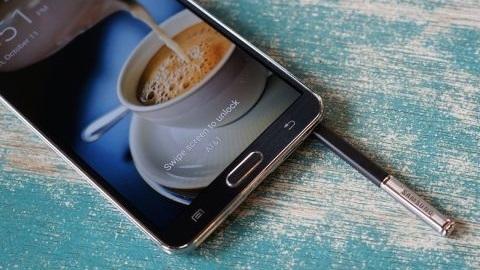 Galaxy Note 5'te 4 GB RAM bulunacak