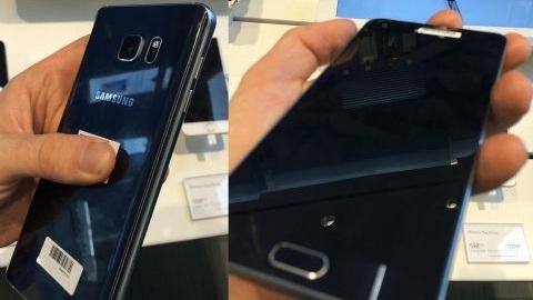 Galaxy Note 5 ve Galaxy S6 edge+ 3000 mAh pille geliyor