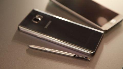 4GB RAM'li Samsung Galaxy Note 5 duyuruldu
