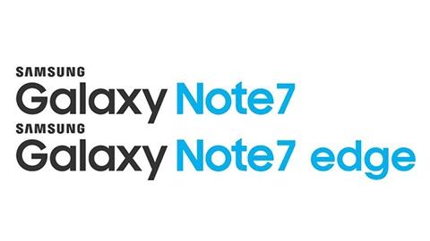 Galaxy Note 7'nin özellikleri ve resmi logosu internete sızdı