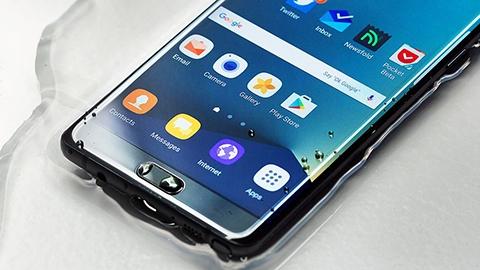 Galaxy Note 7 resmen satışa sunuldu
