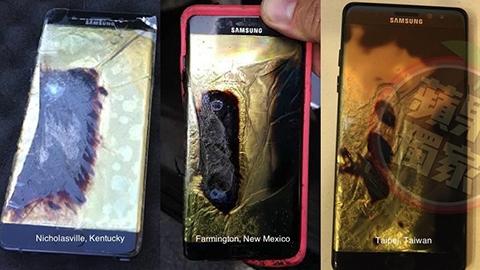 Galaxy Note 7 seri üretimi durduruldu