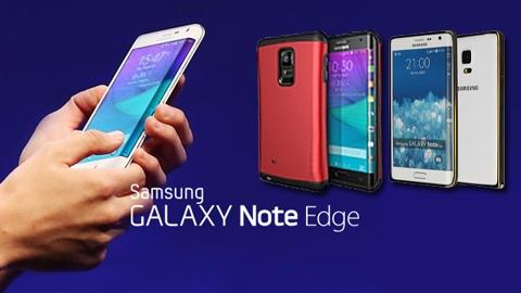 Samsung Galaxy Note Edge Aksesuarları MobilCadde.com'da.