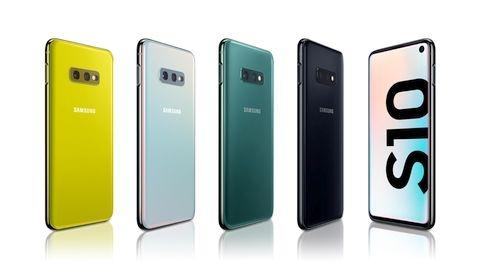 Samsung Galaxy S10 serisi Türkiye'de satışa çıktı