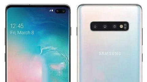 Galaxy S10, S10 Plus ve S10E'nin basın görüntüleri internete sızdı