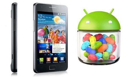 Samsung Galaxy S2 Android 4.1.2 Jelly Bean güncellemesi ülkemizde yayınlandı