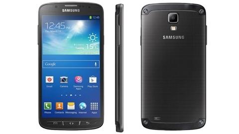 Samsung Galaxy S4 Active resmen tanıtıldı