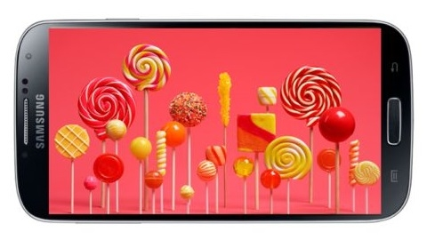 Galaxy S4 i�in Android 5.0.1 Lollipop g�ncellemesi internete s�zd�