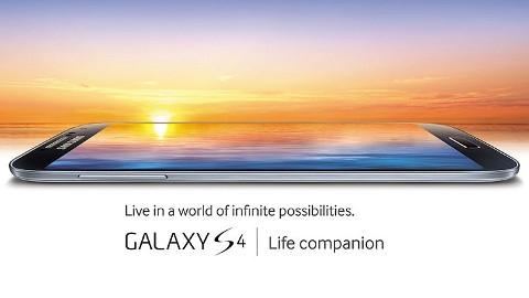 Samsung Galaxy S4 önümüzdeki hafta 10 milyonu devirebilir