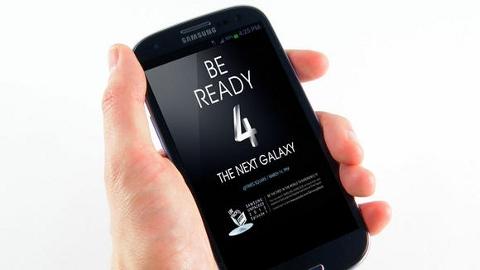 Samsung Galaxy S4 ile Göz Takip Sistemi mi geliyor? | Mobiletişim