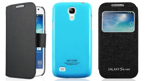 Samsung Galaxy S4 Mini ��in En �yi 5 K�l�f