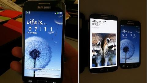 Samsung Galaxy S4 Mini ufukta göründü