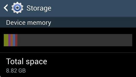 Samsung Galaxy S4'de uygulamalar SD karta taşınabilecek