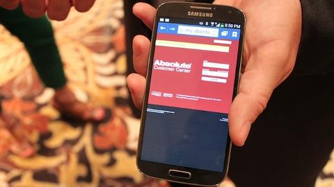 Samsung Galaxy S4'e kalıcı güvenlik çözüm
