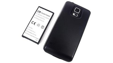 Mugen'den Galaxy S5 için 5900 mAh bataryalı kılıf