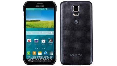 Galaxy S5 Active'nin ilk basın görseli sızdı